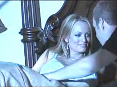 Real wife cheating Stormy Daniels