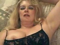 Chubby Mature Takes Two