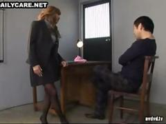 Police Woman Sexual Investigation