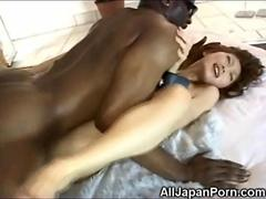 Asian Teen Gets Facials From Blacks