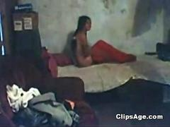 Young Indian Desi lover couple from Mirpur Bangladesh getting fucked home made video leaked