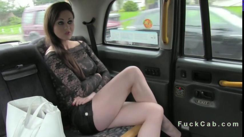 British Teen Fucked Car