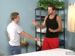 Hot married male gets nailed by a gay