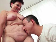 Grannies and Boys Sex Compilation