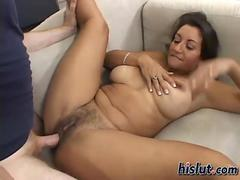 Persia is a mature MILF