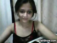 Indian Teen Girl Teasing