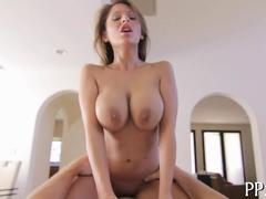 riding that wet pussy and she has a fuck thats amazing