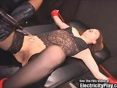 Darlene ElectroShock Fuck Punished for Cheating on David