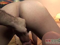 cock-strong rent boy gets ass fingered feature