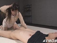 milf gets large cock to play with segment feature 1