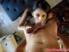 Cockriding arab pov fucked on spycam