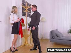 RealityKings - RK Prime - David Perry Gina Gerson - Psycho Analize Her