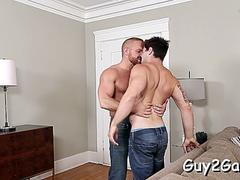 gay couple anal romance extreme