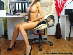 Guess Why I Hired This Secretary...