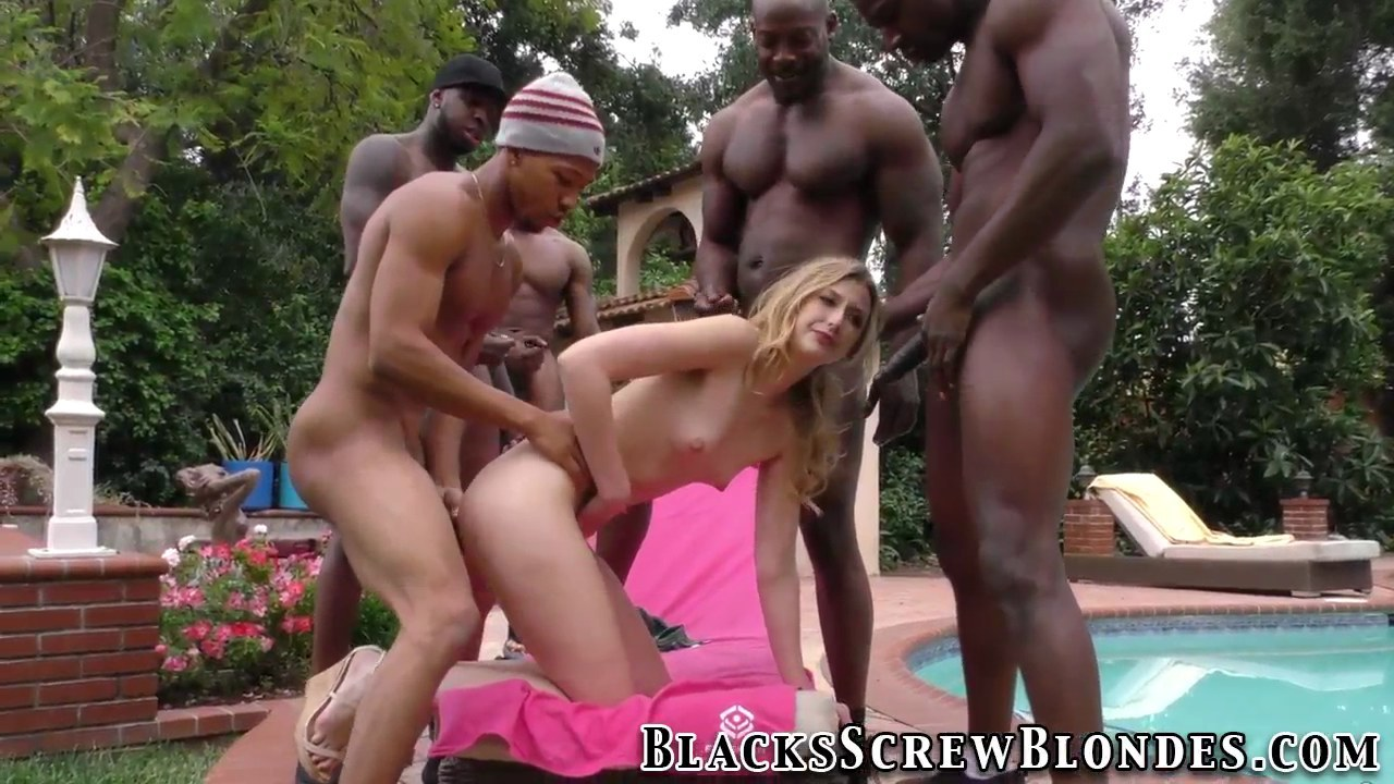 Hd Teen Interracial Gangbang