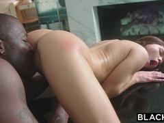 BLACKED Teen Hooks Up With BBC And Freaks Out BF!