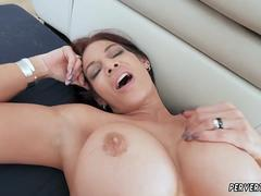 Milf huge creampie compilation and cum whore Ryder Skye in Stepmother Sex Sessions