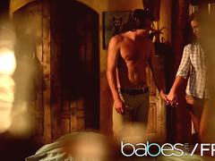 BABES - Whitney Westgate Tyler Nixon - Happy To See You