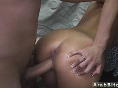 Arab girl and white anal xxx I got her to take off her clothes to handsome down
