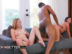 BABES - Black is Better - Hope Howell Lily Labeau Jovan Jordan - A Reason To Celebrate
