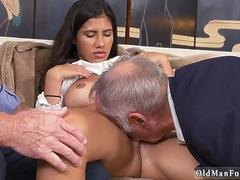 Old men gangbang creampie and big hairy daddy Going South Of The Border