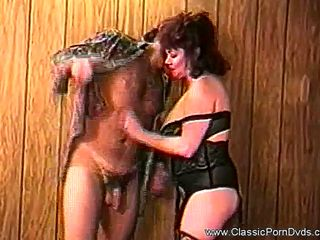 remarkable, valuable annette schwartz deepthroats a huge black cock assured, what all