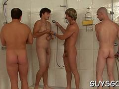 fabulous gay anal party hard