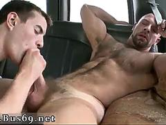 Straight guy movieks up gay for sex video and tricked into stories The Big Guy On BaitBus
