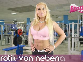 German skinny big tits muscle bodybuilder teen anal creampie pov