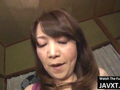 hot japanese mom and stepson clip