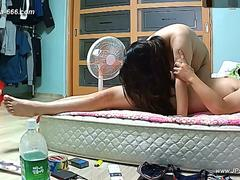 peeping chinese amateur home life.357