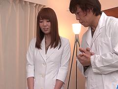 Yui Hatano gets two men to devour her love holes  - More at javhd.net