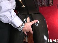 Delicious mature brook ultra gets drilled good