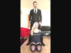 PASCALSSUBSLUTS - Submissive Miss Trixx Dominated By Pascal