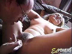 ED POWERS - Silvia is full of warming sexual heat