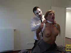 PASCALSSUBSLUTS Submissive Silvia Dellai Anal Fucked Hard