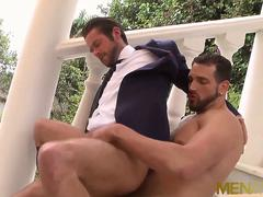 MENATPLAY Latin Enzo Rimenez Fucks Businessman Mike De Marko